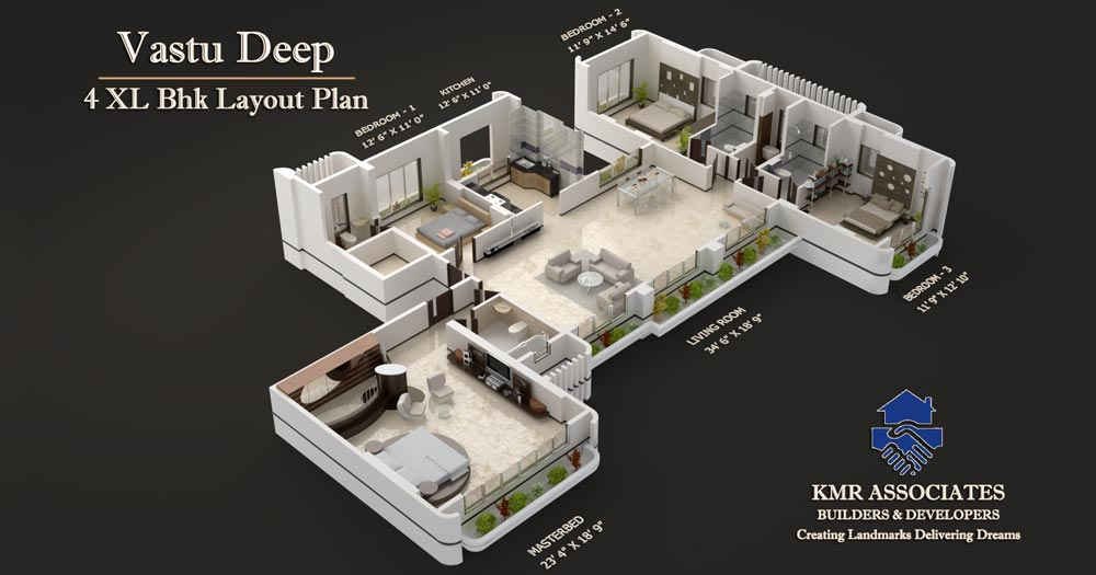 Floor Plans Vastu Deep Kmr Associates